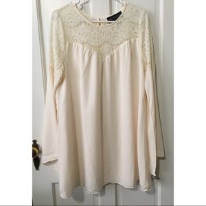 Dresses & Skirts - NWOT Cream Dress